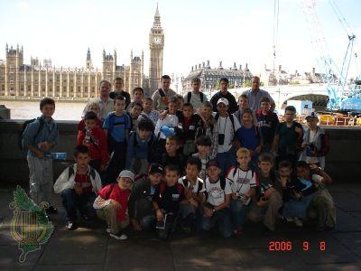 Parlament i Big Ben