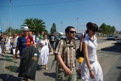 Obóz chóralny Hiszpania 2010_1