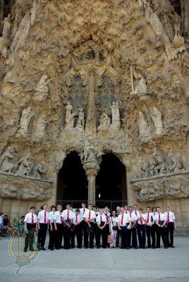 Obóz chóralny Hiszpania 2010_6