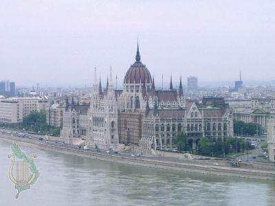 003-Parlament w Budapszcie