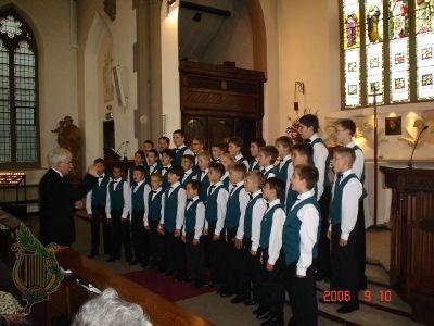 Koncert w Londynie na Ealingu