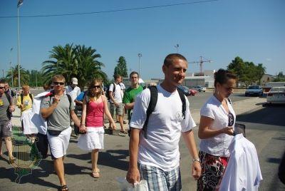 Obóz chóralny Hiszpania 2010_2